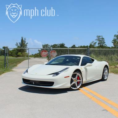 Rent+a+Ferrari+Miami+|+mph+club
