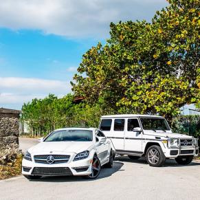 Exotic Car Rental | Mercedes