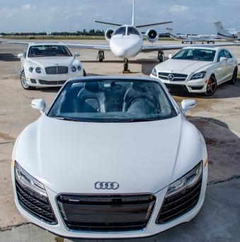 Exotic Car Rental Miami | Audi
