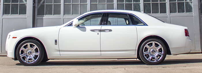 Rolls Royce Ghost in Maimi