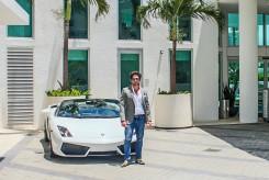 Lamborghini Gallardo Miami   Alex